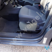 Расширитель сиденья автомобиля Fadiel Italiana RE-SEAT-03