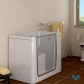 Ванна с дверцей Itaca (101 см)
