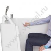 Поручень внутри ванны